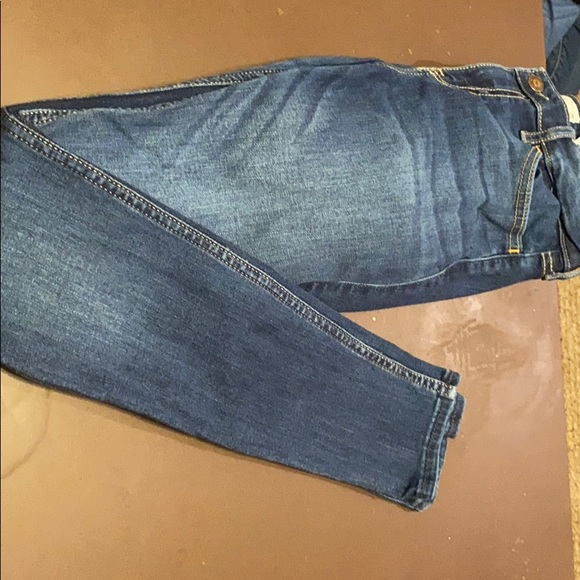 Hollister Denim - A Low Rise Super Skinny Jeans